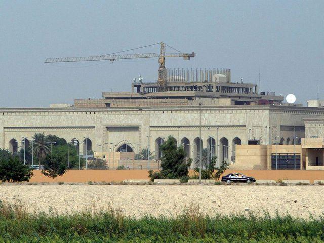 Sứ quán Mỹ tại Baghdad là cơ sở ngoại giao lớn nhất của Mỹ trên thế giới