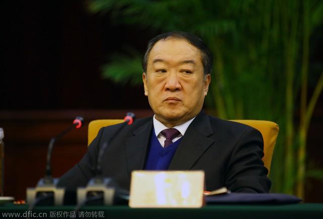 Cựu phó Chủ tịch Hiệp thương chính trị Trung Quốc Tô Vinh.