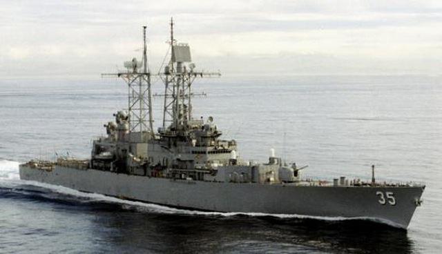 Truxtun là chiếc đầu tiên và cũng là duy nhất của lớp tàu này, CGN-35 được hạ thủy ngày 17/6/1963, chính thức vào biên chế 19/12/1964 và bị loại biên ngày 11/9/1995.