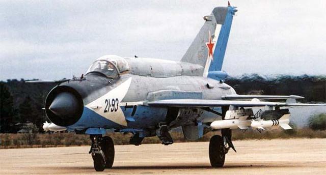 Tiêm kích MiG-21-93