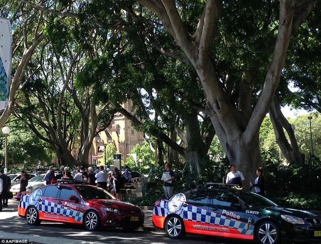Tuy vậy, một nhóm cảnh sát vẫn được điều động đến Hyde Park để đảm bảo an ninh.