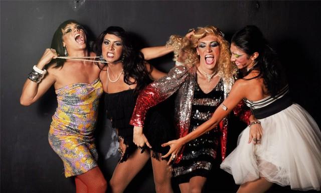 Gái mại dâm Brazil không chỉ có phụ nữ mà còn cả chuyển giới