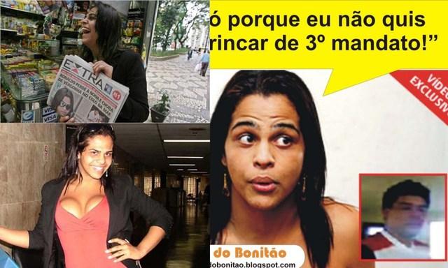 """Ronaldo """"béo"""" từng quan hệ với 3 gái mại dâm chuyển giới. Năm 2009, Andrea Leah – một gái mại dâm chuyển giới chết vì Sida khi mới 22 tuổi"""