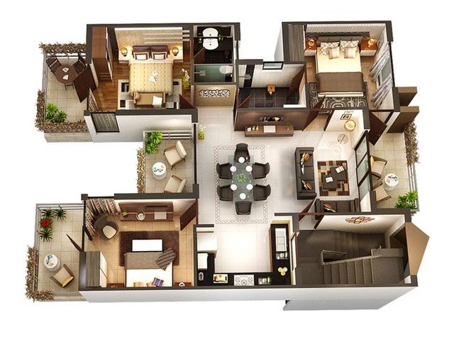 Nguyên tắc vàng để chọn chung cư đúng phong thủy (3)