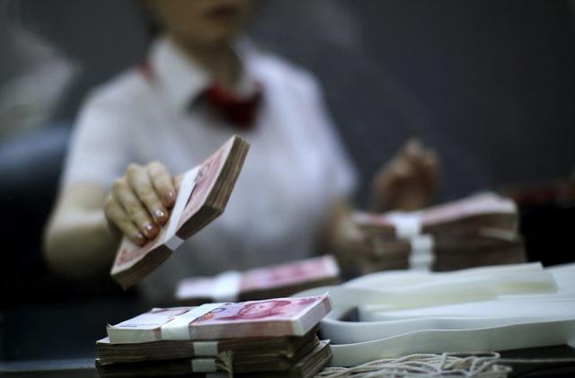 Trung Quốc đang thúc đẩy những biện pháp tăng cường ảnh hưởng cho đồng nhân dân tệ trên thị trường quốc tế Ảnh: Reuters