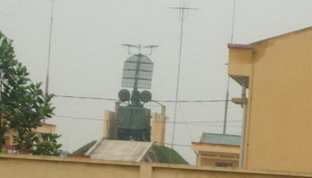 Radar thụ động Kolchuga của Việt Nam
