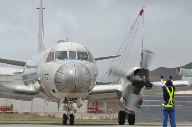 Được thiết kế chuyên cho nhiệm vụ tuần thám biển/chống ngầm, P-3C được trang bị nhiều loại vũ khí khác nhau như ngư lôi, tên lửa...