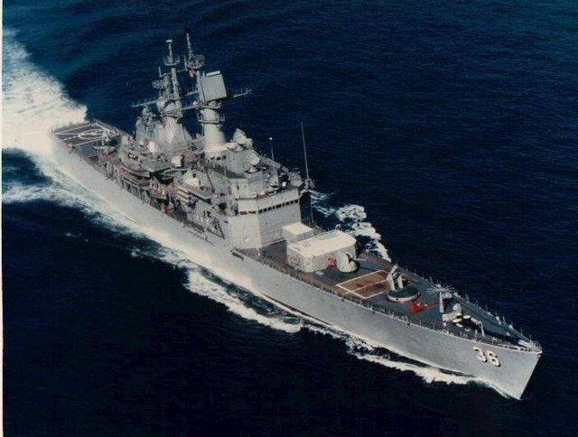 Tuần dương hạm hạt nhân mang tên lửa điều khiển lớp California CGN-36 là thế hệ sau của CGN-35 Truxtun. Có tất cả 2 chiếc loại này được đóng trong giai đoạn từ 1970-1974 gồm USS California CGN-36 và USS South Carolina CGN-37.