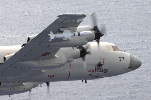 Hiện nay lực lượng phòng vệ biển Nhật Bản đang sở hữu đến 101 chiếc P-3C và một số phiên bản khác. Trong đó chỉ có 5 chiếc chế tạo tại Mỹ còn 107 chiếc được chế tạo tại Nhật Bản bởi tập đoàn Kawa