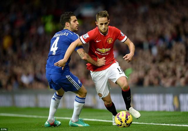 Januzaj đã chơi rất hay trước Chelsea