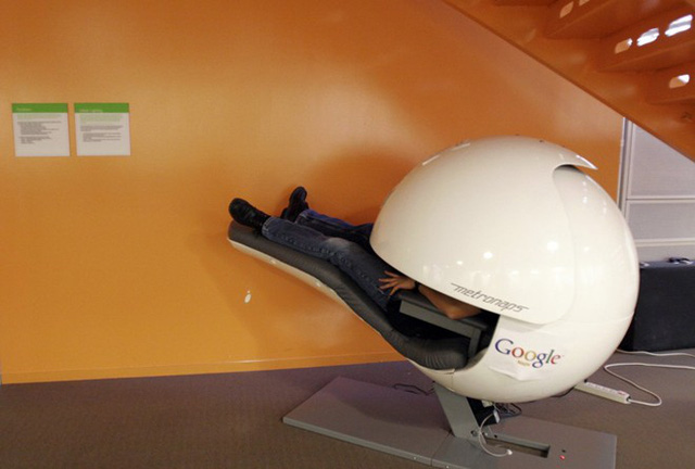 Khám phá bảng lương trên trời của nhân viên Google