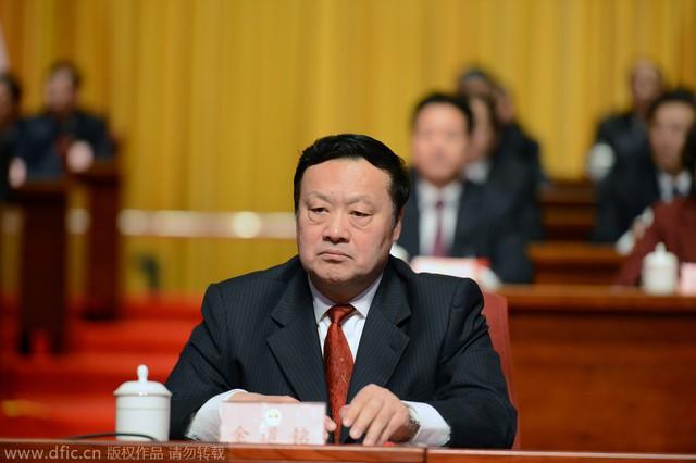 Cựu Thường ủy Hội đồng nhân dân tỉnh Sơn Tây Kim Đạo Minh.