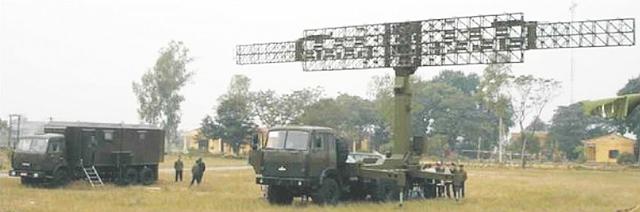 Radar Vostok-E của Việt Nam. Nguồn: Quân đội nhân dân