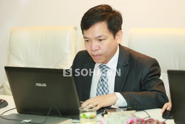 Luật sư Nguyễn Hồng Bách