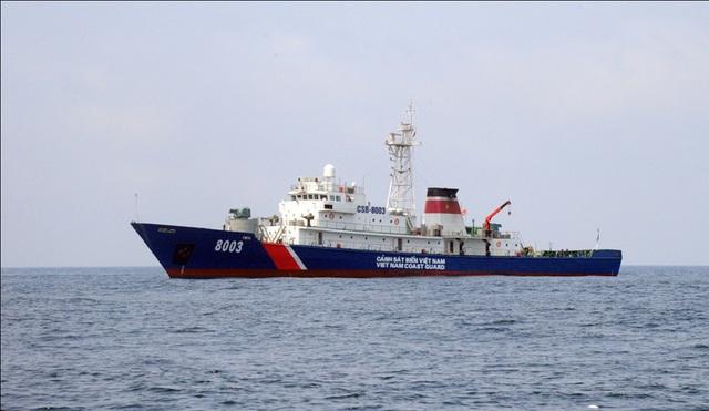 Tàu Cảnh sát biển 8003