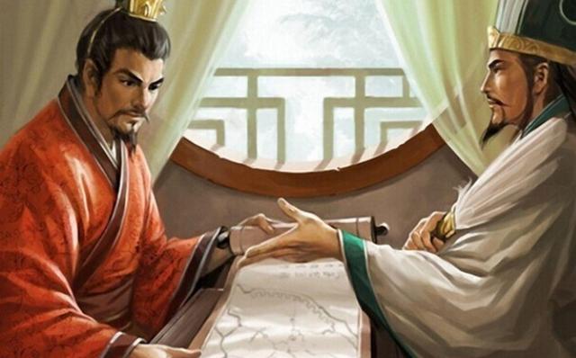 Lưu Bị là một hình mẫu đạo đức phù hợp với tư tưởng Nho giáo mà Gia Cát Lượng tôn sùng.
