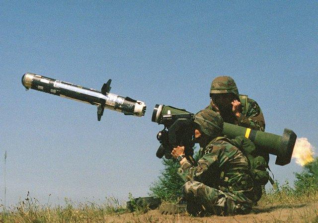 Tên lửa chống tăng Javelin