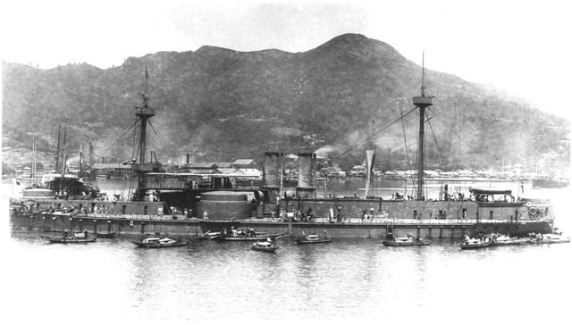 Thiết giáp hạm Trấn Viễn của Trung Quốc