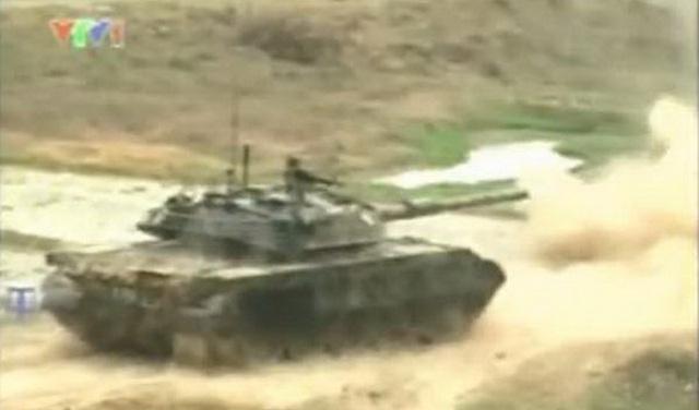Xe tăng T-54M3
