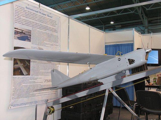 Máy bay không người lái Orlan-10