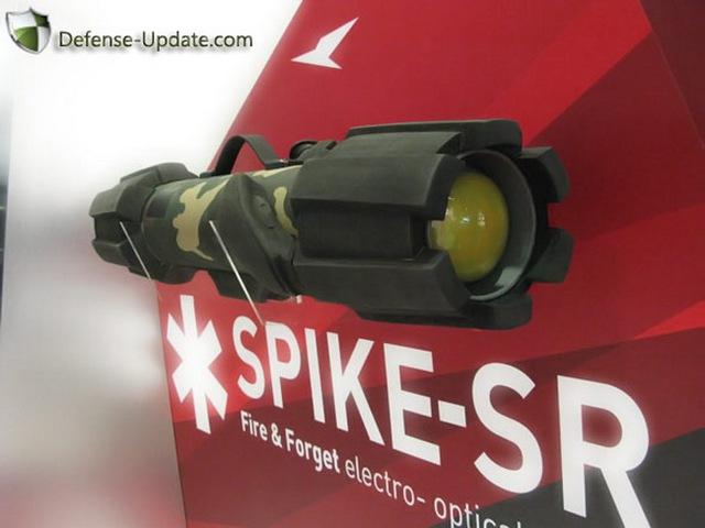Tên lửa chống tăng Spike-SR
