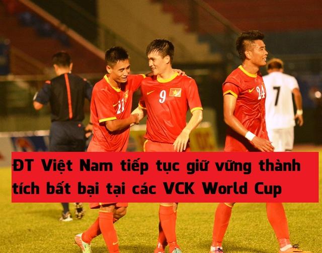 Brazil, Đức, Italia liệu có bằng Việt Nam?