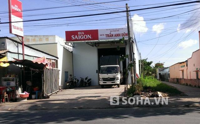 Căn nhà số 598 B5 Nguyễn Thị Định, phường Phú Khương, thành phố Bến Tre mà ủy Ban kiểm tra Trung ương yêu cầu tỉnh Bến Tre thu hồi.