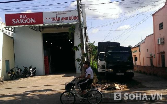 Ngôi nhà số 598 B5, Nguyễn Thị Định, phường Phú Khương, thành phố Bến Tre có giá trị khoảng 1,8 tỷ đồng