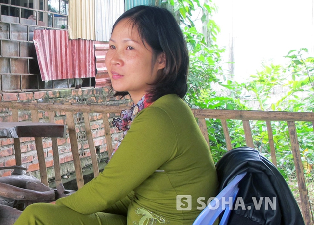 Chị Lê Thị Thủy (người hàng xóm cạnh nhà): Ông Tân hiền lành lắm, ở làng xã đây ai cũng quý mến.