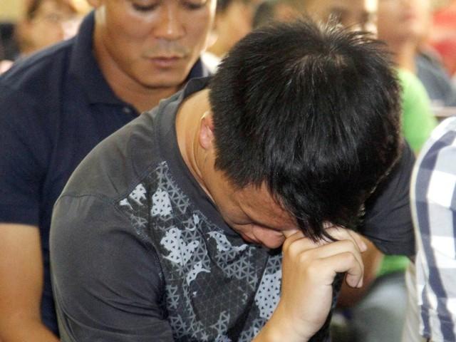 Trần Mạnh Dũng bị xem là người chủ mưu trong vụ án tiêu cực của V.Ninh Bình. Ảnh: VSI