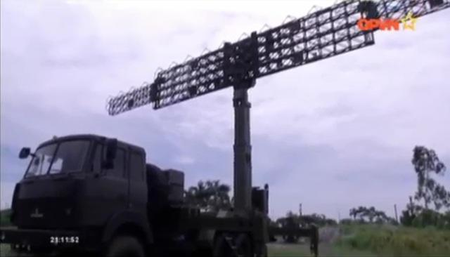 Chiều cao của giàn anten RV-02 là 11m tính từ mặt đất