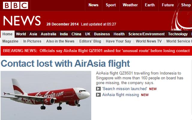 Trang của BBC