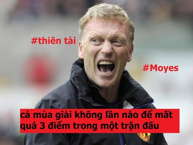 Thiên tài Moyes