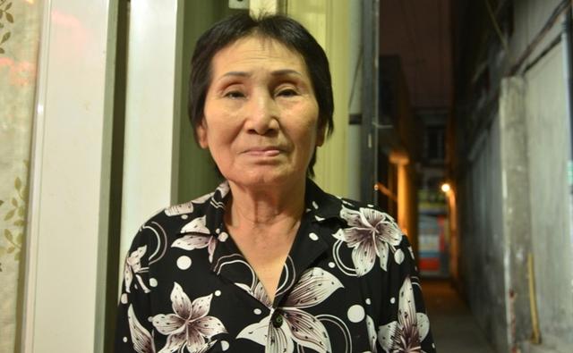 Bà Đặng Thị Sáu cũng khẳng định ông Liêm là người nuôi dưỡng và xưng ông dượng với cháu bé