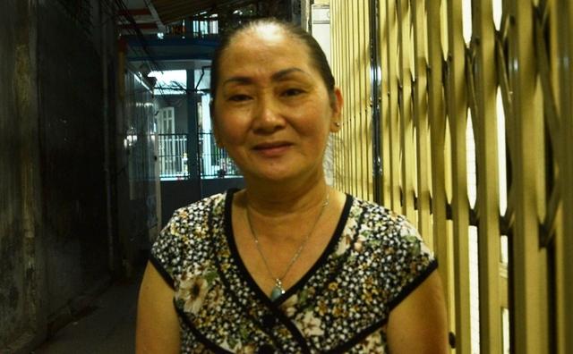 Bà Phạm Thị Tư (hàng xóm nhà ông Liêm) khẳng định, cháu bé bị bỏ rơi mà báo chí thông tin những ngày qua chính là đứa bé ông Liêm đã nuôi dưỡng gần 2 năm qua