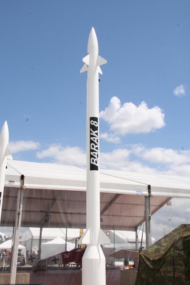 Tên lửa Barak-8