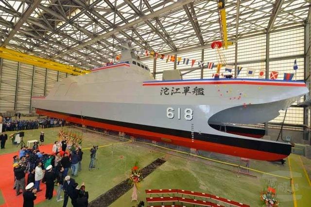 Tàu tên lửa lớp Hsun Hai