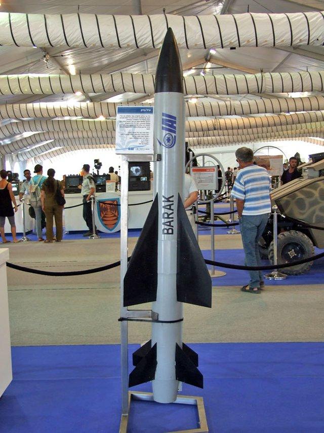 Tên lửa Barak-1