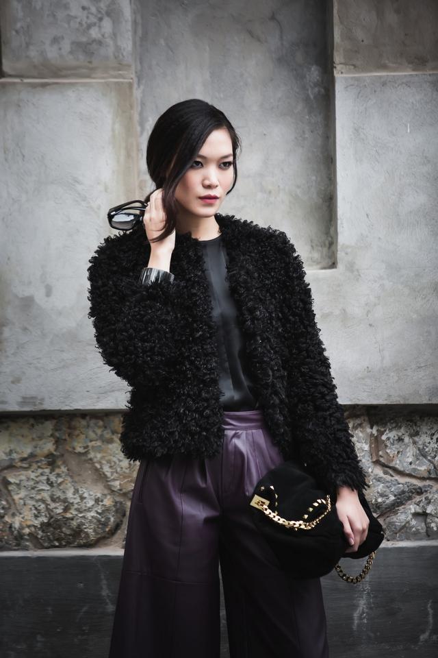 Gần đây, cô mới trở lại làng giải trí với vài trò giám khảo của cuộc thi Hoa khôi Áo dài Việt Nam. Ngoài ra cô cũng trình diễn tại Tuần lễ Thời trang quốc tế Việt Nam và Tuần lễ Thời trang Việt Nam xuân hè 2015.