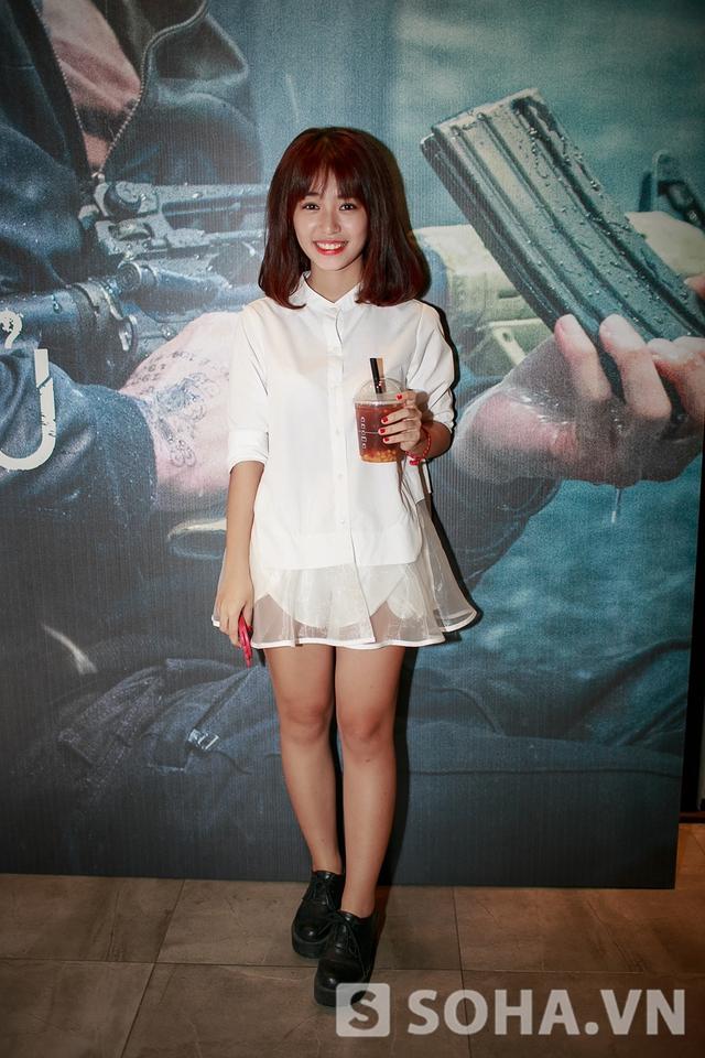 Hot girl Mẫn Tiên , bạn thân của An Japan