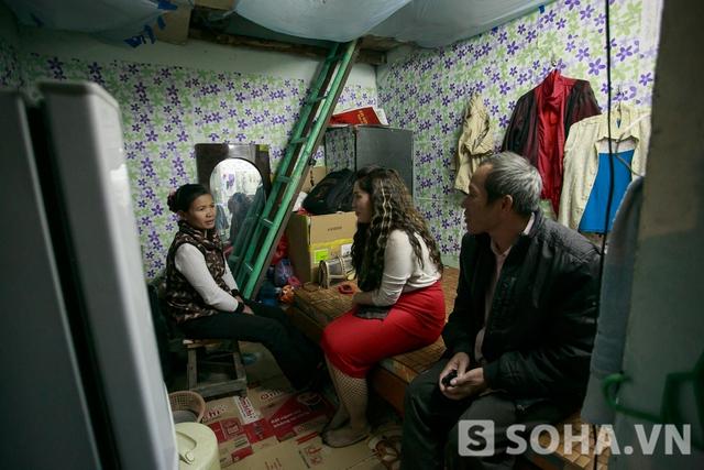 Sức khỏe của cô Thanh vợ chú Định hôm qua không được tốt,nên Bảo Trâm vào tận nơi để hỏi thăm cũng như động viên cô đi xem liveshow của mình.