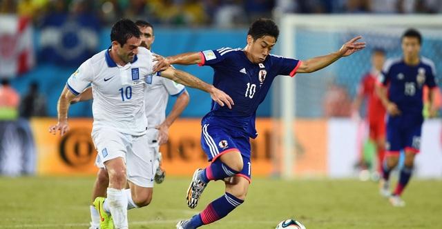 Kawaga đang khá nhạt nhòa ở World Cup