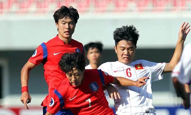 Các cầu thủ Hàn Quốc được tôi luyện trong môi trường rất khắc nghiệt để trưởng thành