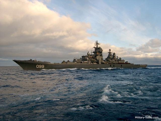 Kirov là lớp tuần dương hạm hạt nhân duy nhất của Liên Xô/Nga. Đây cũng đồng thời là lớp tuần dương hạm hạt nhân lớn nhất thế giới.