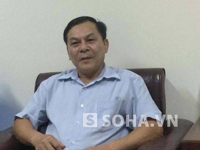 PGS. TS Nguyễn Duy Thuần, Phó Giám đốc Học viện Y dược học Cổ truyền Việt Nam
