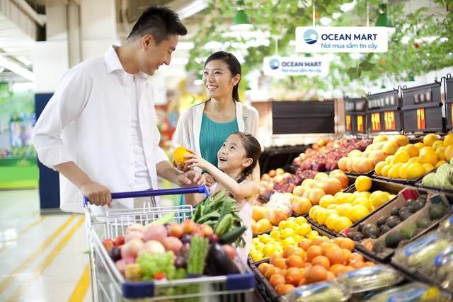 Ngày 3/10/2014, Tập đoàn Vingroup công bố chính thức việc mua lại 70% cổ phần Công ty Ocean Retail và đổi tên thành Công ty CP Siêu thị VinMart.
