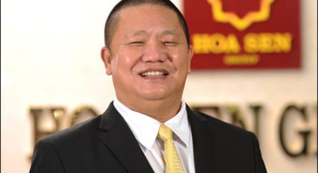 Đại gia tôn thép Lê Phước Vũ: Suýt làm giảng viên.