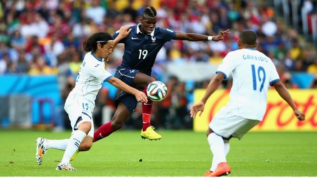 ĐT Pháp tràn đầy sức mạnh