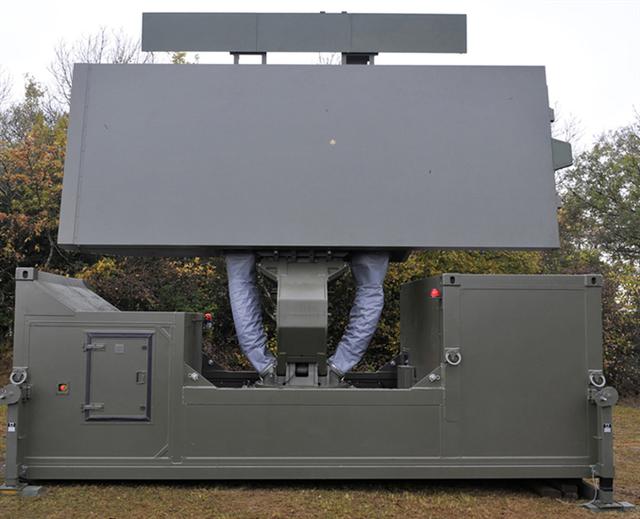 Phiên bản radar ELM-2288ER