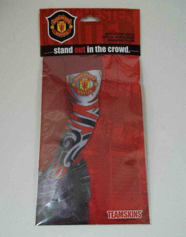 Hình xăm giả Man United